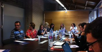 Project Meeting Girona